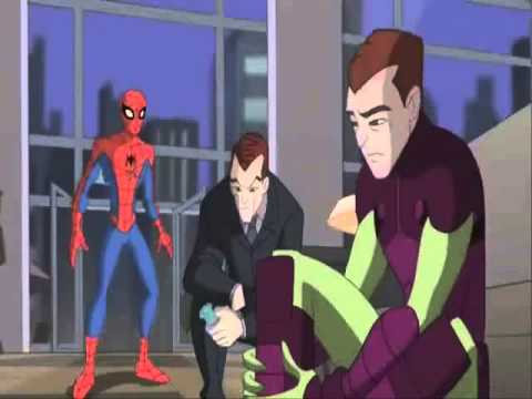 "The Spectacular Spider-Man : Harry Osborn And Green Goblin: ""What I've Done"" Linkin Park"