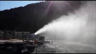 Dust Fighter DF 7500 dust suppression