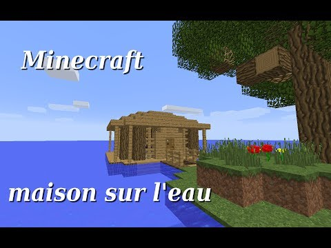 comment construire une maison sous l 39 eau minecraft la r ponse est sur. Black Bedroom Furniture Sets. Home Design Ideas
