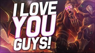 DYRUS | SPEAKING FROM THE HEART... EUW DARIUS TOP POGGERS