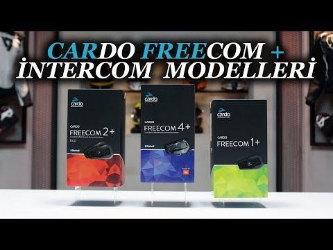 Freecom 2, Freecom 4 Bluetooth ve İnterkom