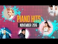Pandapiano Pop Songs: 1hr Relaxing Billboard Chart Hits 2016