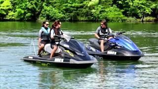 9. 2015 Yamaha VX Series WaveRunners