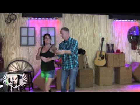 Country Dancing – 2-Step Moves, Patterns, Spins, Turns, Steps, Tricks, & Dips