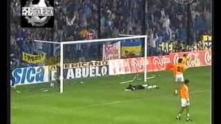 Caniggias Tore für die Boca Juniors (1995-1998)