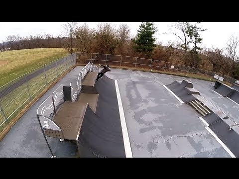 Sports   Drones Skate
