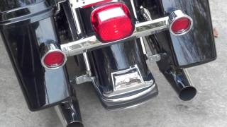 1. 2004 FLHT Harley Davidson Electra Glide Standard with Thunder Headers