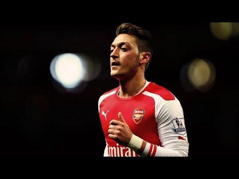 Mesut Özil ● Skills Show ● 2016/17