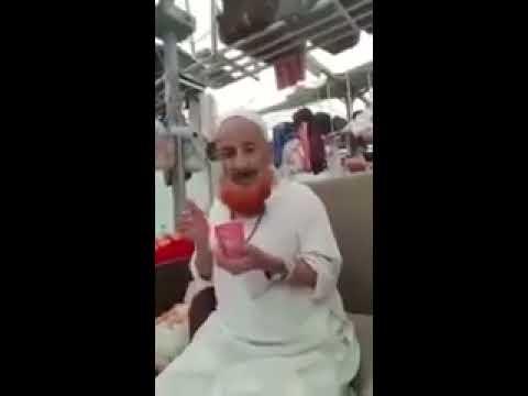 #فيديو : «العم حسين».. عمره 100 عام وحج 40 مرة ويختم القرآن كل 3 أيام