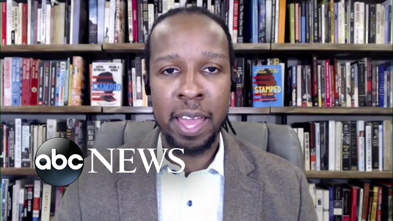 Dr. Ibram Kendi: 'More Americans are aware of racism' since George Floyd murder