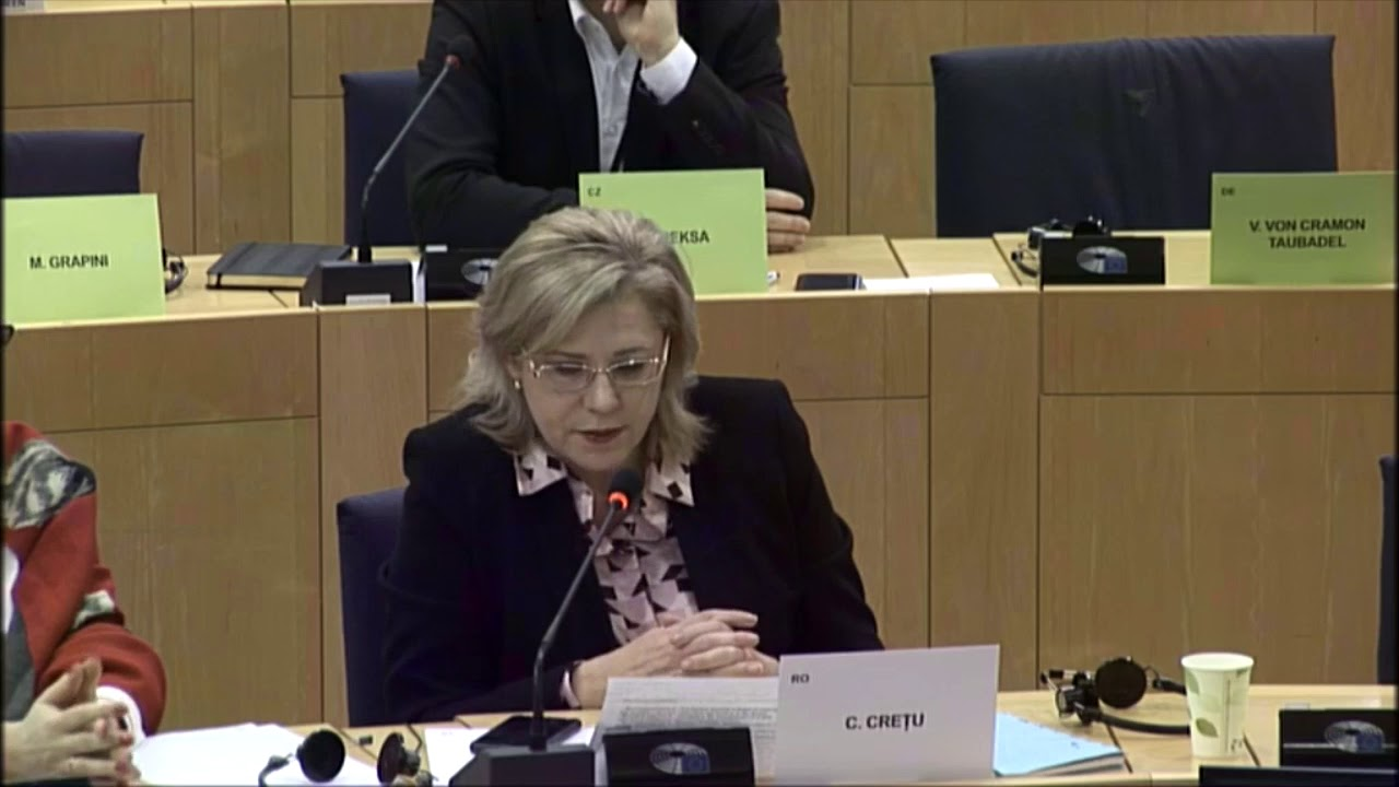 Corina Cretu on the weaknesses of the implementation of the asylum procedures