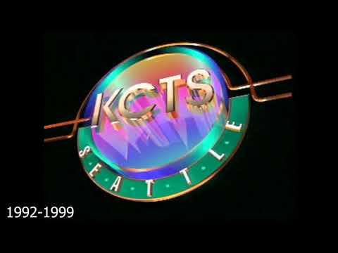KCTS Logo History (1954-present)