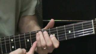 Play Like A Pro Series - Guitar Lesson - Mind Bender Lick# CL-104