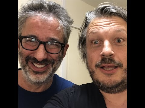 David Baddiel - Richard Herring's Leicester Square Theatre Podcast #141