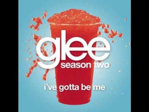 Tekst piosenki Glee Cast - I've Gotta Be Me po polsku