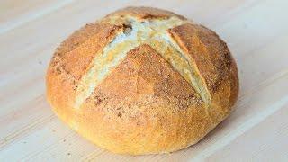 Хлеб на закваске ☆ Вермонтский хлеб