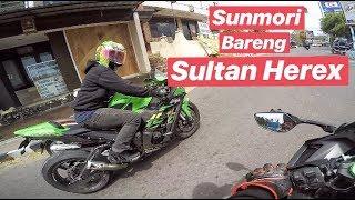 Video #42 Sunmori Bareng Sultan Herex | ZX10R MP3, 3GP, MP4, WEBM, AVI, FLV September 2018