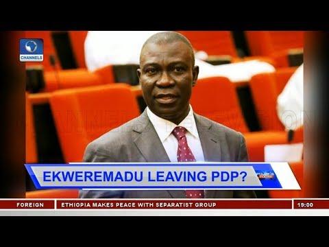 Discussing APC Internal Crisis Ekweremadu's PDP Exit |Politics Today|