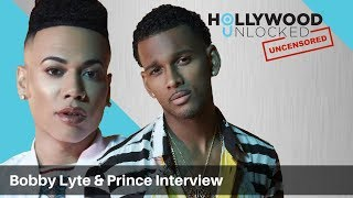 Video Bobby Lyte & Prince talk Gay Rights in Hip-Hop on Hollywood Unlocked [UNCENSORED] MP3, 3GP, MP4, WEBM, AVI, FLV Mei 2018