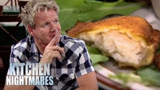 Video No One Knows What 4 Cheeses Are In The 4 Cheese Ravioli | Kitchen Nightmares MP3, 3GP, MP4, WEBM, AVI, FLV November 2018