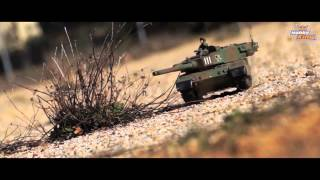 RC Tank Battle - Hobbyking Goes To War!