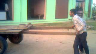 Jhunjhunu India  City pictures : Funny Indian pada-gadi Clip (Jhunjhunu, Rajasthan)