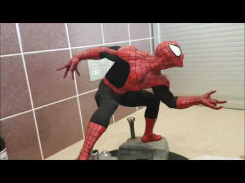 Video Spider-man (Retro Only 75 made) SIDESHOW COLLECTIBLES download in MP3, 3GP, MP4, WEBM, AVI, FLV January 2017
