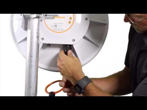 Install POE & Gland Installation