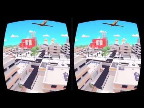 VR Concept for Cardboard/GearVR