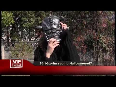 Sarbatorim sau nu Halloween-ul?