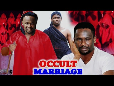 THE OCCULT  MARRIAGE-FULL MOVIE ZUBBY MICHAEL 2021 LATEST NIGERIAN MOVIE