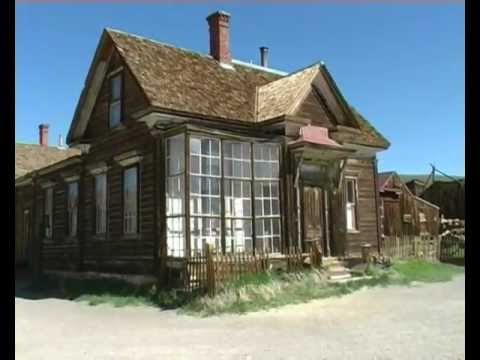 Bodie: Ghost town: Film. A Town Named Bodie