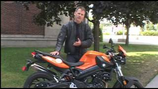 8. Cycle Canada Reviews the new BMW F800R