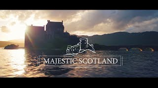 Download Lagu MAJESTIC SCOTLAND - A tour of the Scottish Highlands by Drone ( DJI Inspire 2 , Mavic, Phantom 4) Mp3