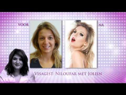 Holland's Best Make-up Artist – Aflevering 1, deel 2/2