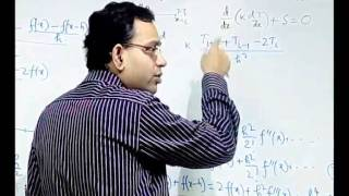 Mod-01 Lec-11 Fundamentals Of Discretization: Finite Difference And Finite Volume Method