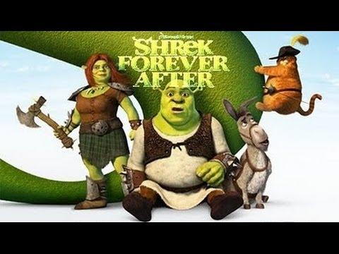 Shrek 4 : Il �tait une Fin Xbox 360