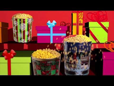 TOPSYS POPCORN 15 SEC 2011 TV COMMERCIAL