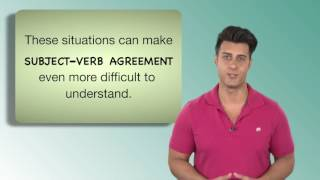 Video Everyday Grammar: Subject-Verb Agreement MP3, 3GP, MP4, WEBM, AVI, FLV Januari 2018