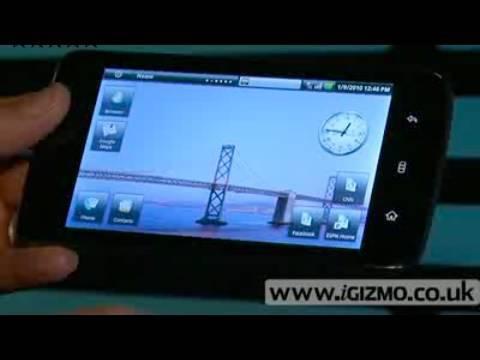 Dell Mini 5 tablet