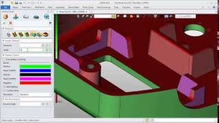 Part Design ZW3D 2013 New Product Validation Tools