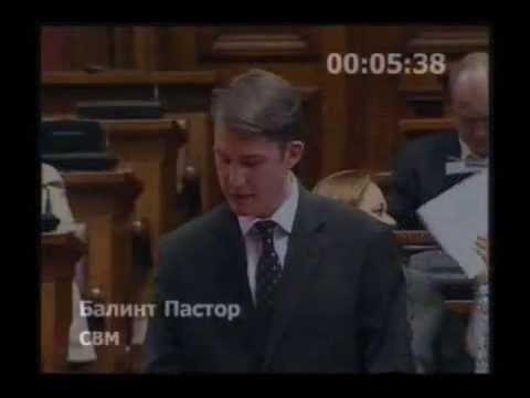 Skupštinski govor - O sporazumu između Beograda i Prištine-cover