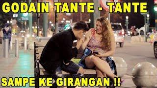 Video PERTAMAKALI GOMBALIN TANTE -TENTE DAN MODUSIN SAMPE BAPER !!!  PRANK INDONESIA MP3, 3GP, MP4, WEBM, AVI, FLV Februari 2019