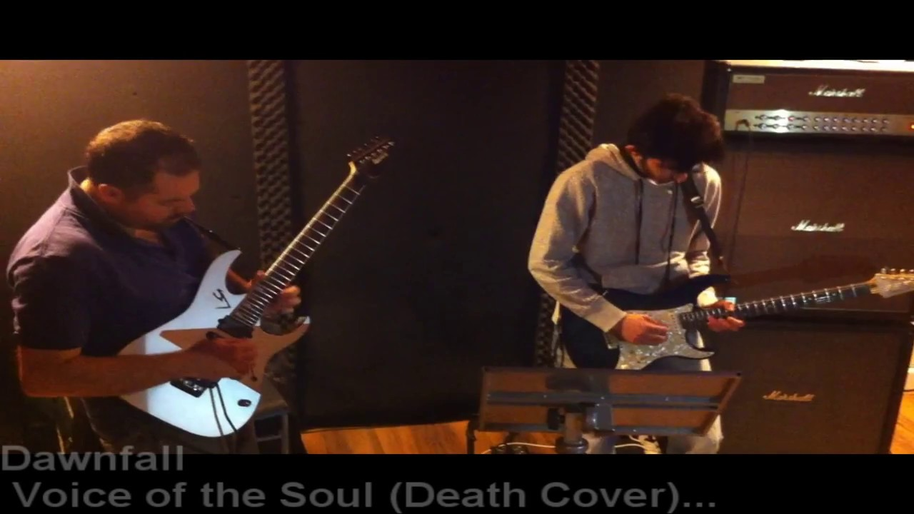 Dawnfall – Voice of the Soul (Death Cover)