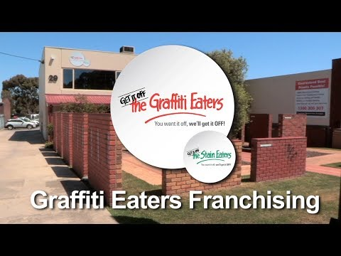 Graffiti Removal Mobile Franchise Opportunities