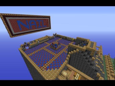 Minecraft - Un petit Nail