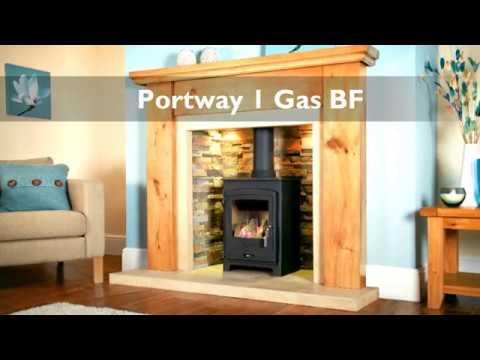 Portway 1 Gas BF Stove