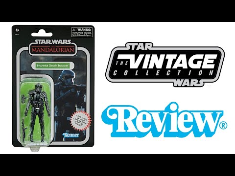 Star Wars Vintage Collection CARBONIZED Imperial Death Trooper