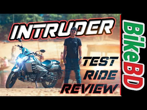 Suzuki Intruder Test Ride Review By Team BikeBD! Suzuki Intruder 150 ABS Review!