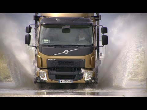 Volvo Trucks - The extensive test program behind the new Volvo FE & Volvo FL